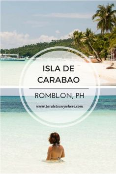 Carabao Island travel guide (Philippines) | Isla de Carabao | How to get to Carabao Island | Best beaches in the Philippines