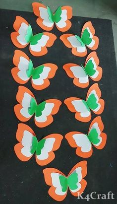 100+ DIY Craft Ideas for India Independence Day & Republic Day - K4 Craft
