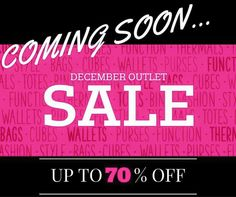 Thirty-One 2016 December Outlet Sale