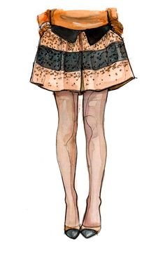 ~ Paper Fashion... Blair