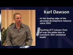 Love Karl Dawson ... my EFT & Matrix Reimprinting Trainer!