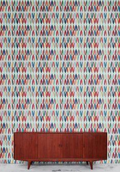 #rumruk #wallpaper #interiorforkids #colurful