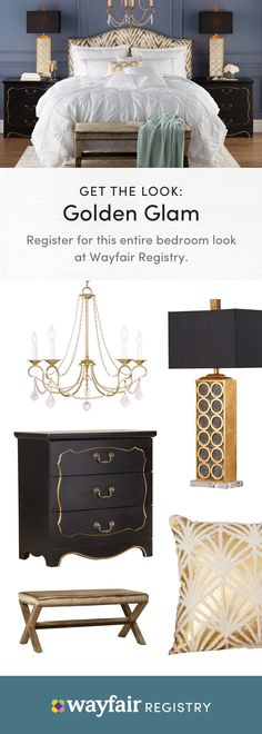 "Register with Wayfair Registry to build your happily ever after. From bedroom furniture to kitchen must-haves and more, our selection makes it easy to find gifts you'll love. It's fun and free to get started; just visit our website to discover unique gift ideas and expert tips, then use our checklist to keep track of items. Plus, enjoy free shipping, extended returns, and practical guidance from your own Registry Specialist. Simply put, it's the best decision you'll make besides saying ""I…"