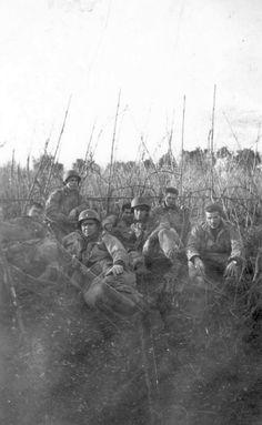 509th Parachute Infantry Battalion, Italy, Nov 1943   EUCMH