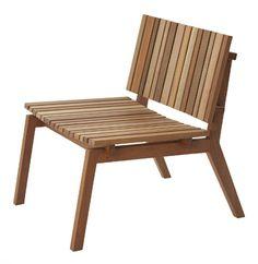 Cadeira Marimba / Marimba Chair. Design by Amelia Tarozzo