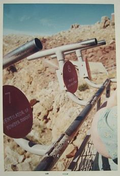 William Eggleston, Untitled (Viewers Aimed for Tourists) 1967, Chromogenic coupler print