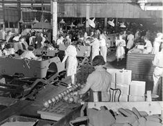 Jeep production line