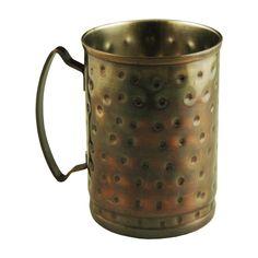 World Tableware CMM 100 14 Oz Copper Moscow Mule Mug 12 CS
