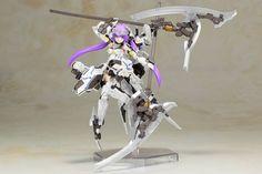 Kotobukiya - Model Kit - Frame Arms Girl - Hresvelgr=Ater (Clear Parts Append Limited Edition)