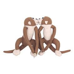 1 Pair of Curtain Tie Back Tiebacks Naughty Playing Monkey---Brown Generic http://www.amazon.co.uk/dp/B00K7UUW6K/ref=cm_sw_r_pi_dp_.bfcub1PGNV7Z