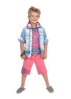 Kids Wear Moodstreet SS13 Blouse: B25T4 Top: T065T4 Pants: P31T4