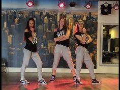 Jason Derulo - Want to want me - Zumba Fitness Dance Choreography