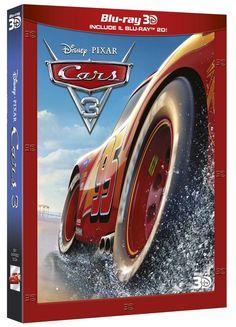 Cars 3 (Blu-Ray 3D+Blu-Ray) (Blu Ray Nuovo)