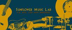Facebook branding - Music Label www.sunflowermusiclab.com