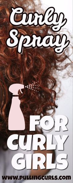 The best curly girl method ever explained. The right way to manage your curly hair and advises which can over come your stress about your hair styles. Curly Hair Spray, Curly Hair Tips, Hair Care Tips, Diy Hair Spray, Oil For Curly Hair, Curly Hair Braids, Curly Hair Care, Hair Updo, Pelo Natural