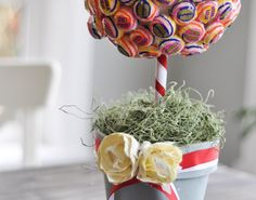 Lollipop tree - perfect for the classroom!