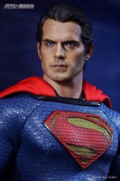 #HotToys #ManOfSteel #Superman #FinalProduct