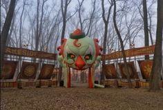 Lakeside Amusement Park.