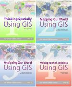 ESRI Resource Collections - Thinking Spatially/Mapping Our World and SpatiaLABS
