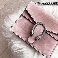 Because Gucci is always must have... especially in pink!