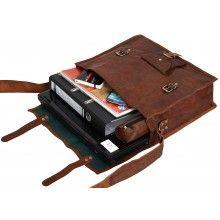 Umhängetasche Collegetasche Vintage-21