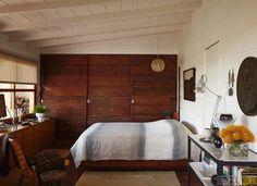 Eclectic Bedroom - ELLEDecor.com
