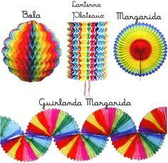 Ideias para a decoração da festa junina - dcoracao.com - blog de decoração