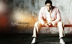 Stunning Bollywood actor Ajay devgan New Wallpapers Download at Hdwallpapersz.net