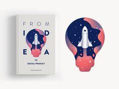 Book cover design by Petar Vasiljevic Buch Design, Graphisches Design, Flyer Design, Logo Design, Icon Design, Design Typography, Design Ideas, Graphic Design Books, Graphic Design Inspiration