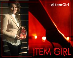 #Actress Sonakshi Sinha gets a taste of the dark with crime novel #ItemGirl. Get your copy today! Flipkart: http://bit.ly/ItemGirlFlipkart Amazon India: http://bit.ly/ItemGirlAmazon