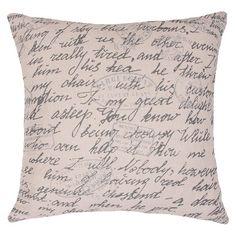 Jaipur Charmed By Jennifer Adams Decorative Pillow - Ivory (22