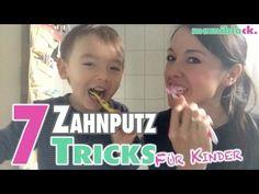 So macht Kindern das Zähneputzen Spaß | mamiblock - Der Mami Blog - YouTube