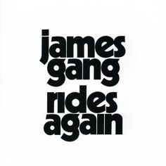 The James Gang Rides Again Numbered Limited Edition Vinyl LP The Joe Walsh-Led James Gang Balances Edgy Hard Rock and Since Country-Tinged Ballads Slide Guitar, Kinds Of Music, My Music, Folk Music, Music Stuff, Live Music, Music Songs, Hard Rock, Rock Album Covers