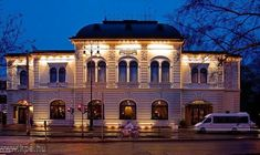Gundel Restaurant Hungarian Cuisine, Hungary, All Over The World, Restaurant, Mansions, Country, House Styles, Places, Travel