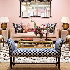 The chicest coffee table styling inspiration to take from Instagram.