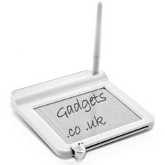 Memo pad and USB hub