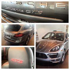 #Porsche Cayenne #GTS http://instagr.am/p/OtyAwXFlEl/