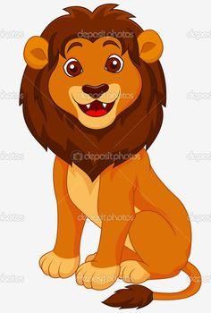 Cómo yvain cumple con el león