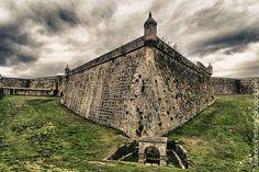 Forte de Sao Neutel en Chaves #Portugal