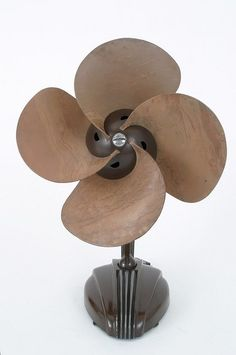 Art Deco Bakelite Fan