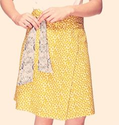 Download your revised Liberty Wrap Skirt pattern