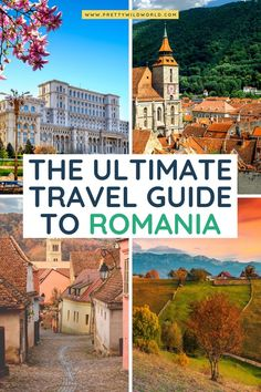 Romania Vacation Ideas - Welcome to Pretty Wild World, a travel ideas website. Read about our top travel guides and let it help you plan your trip! Travel Guides, Travel Tips, Travel Plan, Budget Travel, Romania Travel, Hungary Travel, Scenic Photography, Night Photography, Landscape Photography