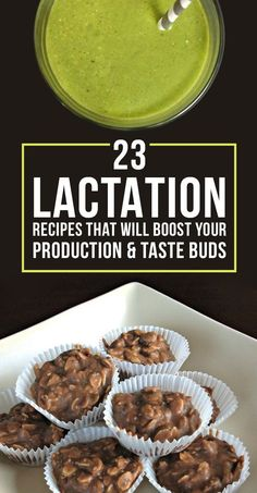 23 lactation recipes that will boost your milk supply and make your taste buds happy!