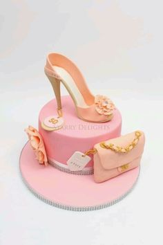 A cake for the girls