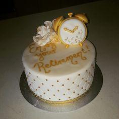 Retirement cake                                                       …