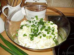 ...švédský bramborový salát...