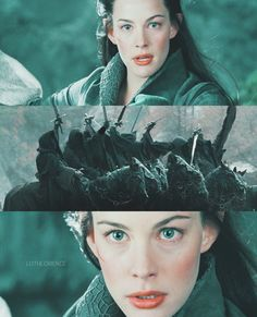 This shows Arwen ready to take on these forces to defend Frodo. Legolas, Aragorn Lotr, Thranduil, Liv Tyler, Fellowship Of The Ring, Lord Of The Rings, Arwen Undomiel, Lotr Elves, O Hobbit