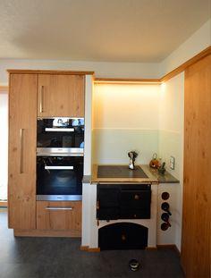 Küchen und Essplätze - Buchauer - einer für immer Küchen Design, Interior Design, Stoves, Kitchen Ideas, Kitchen Cabinets, Decoration, Home Decor, Ovens, Home