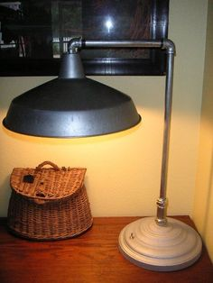 Industrial table light