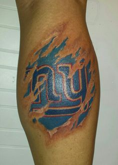 1000 images about new york giants tattoos on pinterest tattoo images new york giants and search. Black Bedroom Furniture Sets. Home Design Ideas